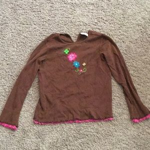 A Hanna Anderson long sleeve for kids